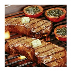 Four Pack Grass-fed Strip Steaks