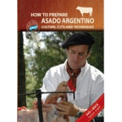 "How To Prepare ""Asado Argentino"" DVD"