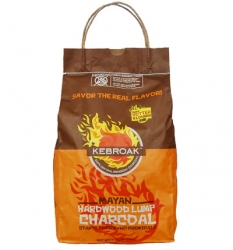 Kebroak Mayan Hardwood Lump Charcoal