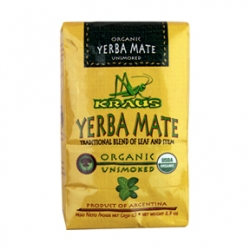 Kraus Yerba Mate - Loose Tea