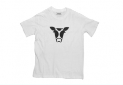 "Mens ""Cow"" Icon T-shirt"